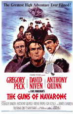 The Guns of Navarone - 11 x 17 Movie Poster - Style A