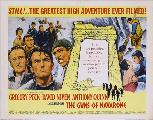 The Guns of Navarone - 22 x 28 Movie Poster - Half Sheet Style B
