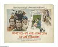 The Guns of Navarone - 11 x 14 Movie Poster - Style A