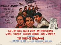 The Guns of Navarone - 11 x 17 Movie Poster - Style C