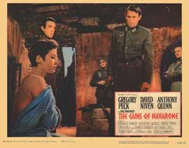 The Guns of Navarone - 11 x 14 Movie Poster - Style C
