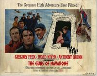 The Guns of Navarone - 22 x 28 Movie Poster - Half Sheet Style A