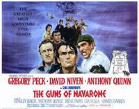 The Guns of Navarone - 22 x 28 Movie Poster - Style A