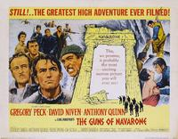 The Guns of Navarone - 11 x 14 Movie Poster - Style G