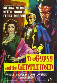 The Gypsy and the Gentleman - 11 x 14 Movie Poster - Style A