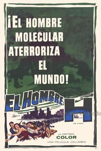 The H-Man - 27 x 40 Movie Poster - Spanish Style A