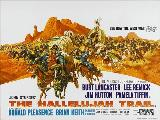 The Hallelujah Trail - 30 x 40 Movie Poster UK - Style A