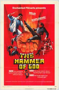 The Hammer of God - 43 x 62 Movie Poster - Bus Shelter Style A