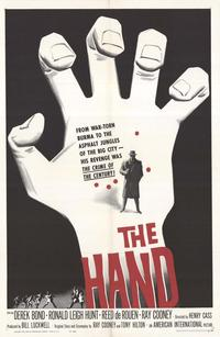 The Hand - 27 x 40 Movie Poster - Style A