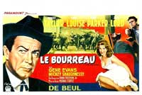The Hangman - 14 x 22 Movie Poster - Belgian Style A