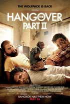 The Hangover 2 - 43 x 62 Movie Poster - Bus Shelter Style B