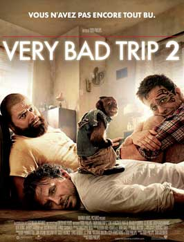 The Hangover 2 - 11 x 17 Movie Poster - French Style A