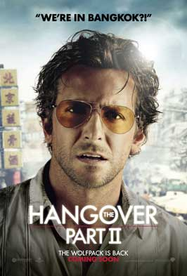 The Hangover 2 - 11 x 17 Movie Poster - Style E
