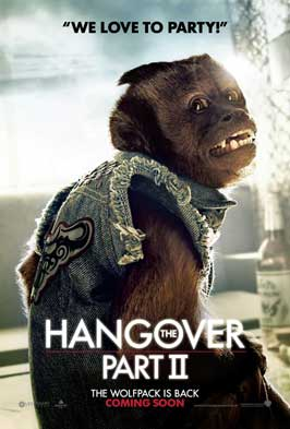 The Hangover 2 - 11 x 17 Movie Poster - UK Style A