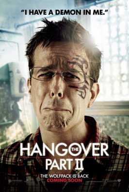 The Hangover 2 - 11 x 17 Movie Poster - UK Style C