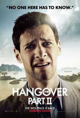 The Hangover 2 - 11 x 17 Movie Poster - UK Style D
