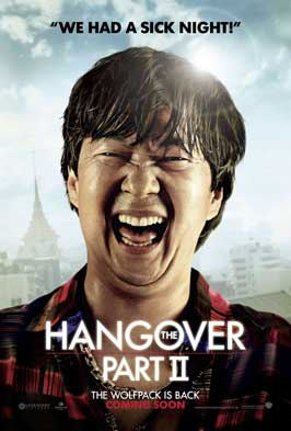 The Hangover 2 - 11 x 17 Movie Poster - UK Style E