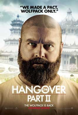 The Hangover 2 - 11 x 17 Movie Poster - UK Style F