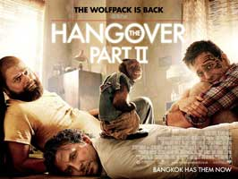 The Hangover 2 - 11 x 17 Movie Poster - UK Style G