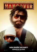 The Hangover - 11 x 17 Movie Poster - German Style A