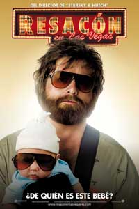 The Hangover - 11 x 17 Movie Poster - Spanish Style C
