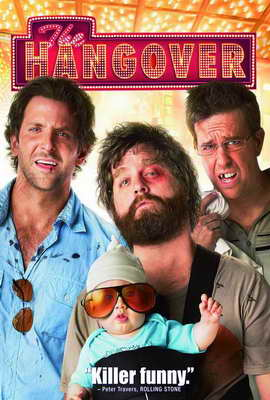 The Hangover - 27 x 40 Movie Poster