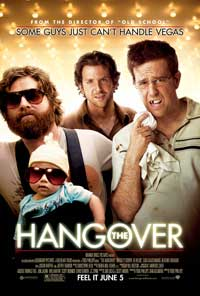 The Hangover - 11 x 17 Movie Poster - Style A - Double Sided