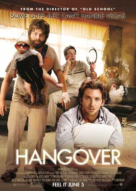 The Hangover - 11 x 17 Movie Poster - Style D