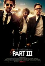 The Hangover Part III - DS 1 Sheet Movie Poster - Style A