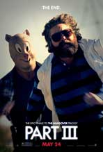 The Hangover Part III - 27 x 40 Movie Poster - Style D