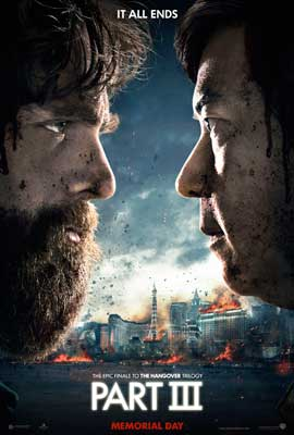 The Hangover Part III - 11 x 17 Movie Poster - Style B