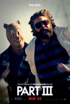 The Hangover Part III - 11 x 17 Movie Poster - Style D