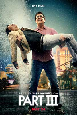 The Hangover Part III - 27 x 40 Movie Poster - Style E