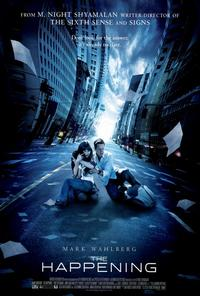 The Happening - 27 x 40 Movie Poster - Style C