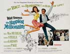 The Happiest Millionaire - 22 x 28 Movie Poster - Style A