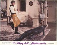 The Happiest Millionaire - 11 x 14 Movie Poster - Style D