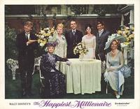 The Happiest Millionaire - 11 x 14 Movie Poster - Style C