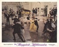 The Happiest Millionaire - 11 x 14 Movie Poster - Style E