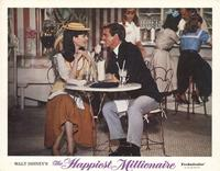 The Happiest Millionaire - 11 x 14 Movie Poster - Style I