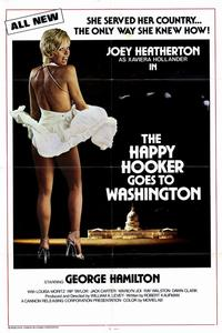 The Happy Hooker Goes to Washington - 11 x 17 Movie Poster - Style A