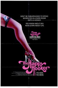 The Happy Hooker - 11 x 17 Movie Poster - Style A