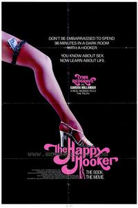 The Happy Hooker - 43 x 62 Movie Poster - Bus Shelter Style A