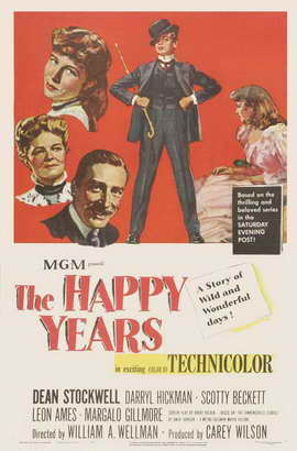 The Happy Years - 27 x 40 Movie Poster - Style A