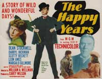 The Happy Years - 11 x 17 Movie Poster - Style B