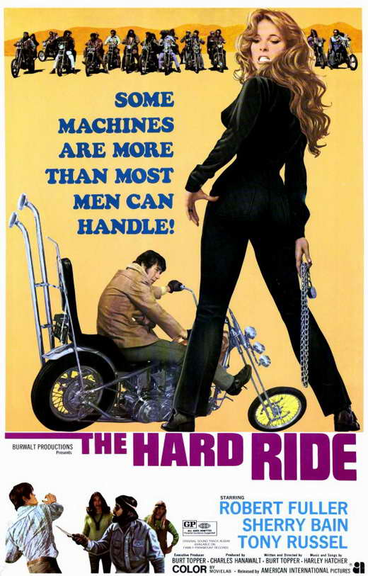 The Hard Ride Movie Posters From Movie Poster Shop