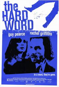 The Hard Word - 11 x 17 Movie Poster - Style A