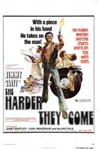 The Harder They Come - 27 x 40 Movie Poster - Style C