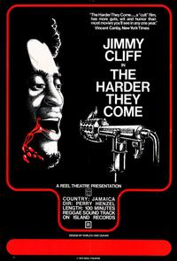 The Harder They Come - 11 x 17 Movie Poster - Style D