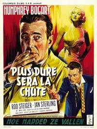 The Harder They Fall - 27 x 40 Movie Poster - Belgian Style A