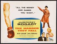 The Harder They Fall - 22 x 28 Movie Poster - Half Sheet Style B